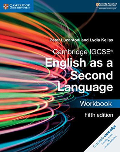 Cambridge IGCSE english as a second language. Workbook. Per le Scuole superiori. Con espansione online