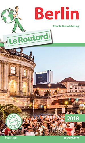 Guide du Routard Berlin 2018 (Le Routard) por Collectif