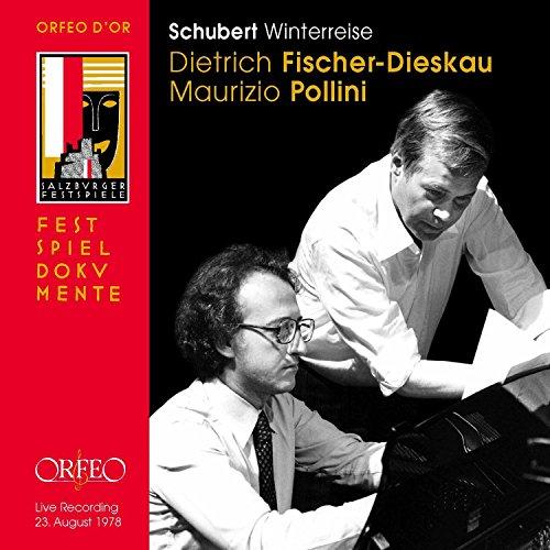 Winterreise, Op. 89, D. 911: No. 2, Die Wetterfahne (Live)