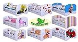 Kinderbett Feuerwehr - inkl. Schubladen und Matratze viele Farben…
