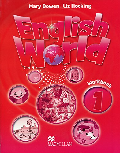 ENGLISH WORLD 1 Ab: Work Book - 9780230024779 por M. Bowen