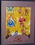 Disney Christmas Ornament Incredibles 8pezzi Storybook cofanetto
