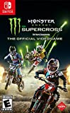 Monster Energy Supercross Nintendo Switch US Version