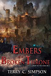 Embers of a Broken Throne (Aegis of the Gods Book 3)