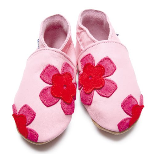 Inch Blue, Baby Babyschuhe - Lauflernschuhe  rosa 20-22 cm