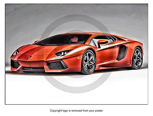 poster-print-lamborghini-aventador-supercar-sport-colour-size-a2