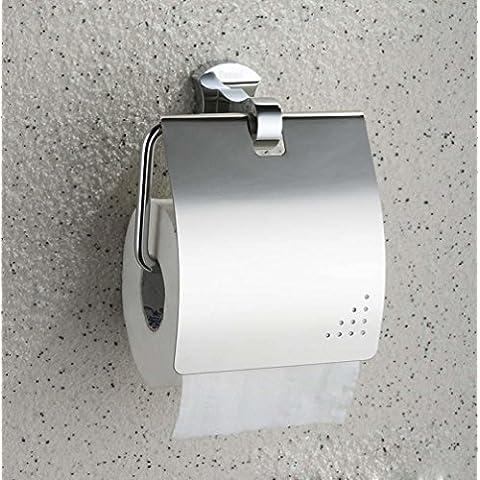 Rame-stile Portarotolo di carta igienica titolare