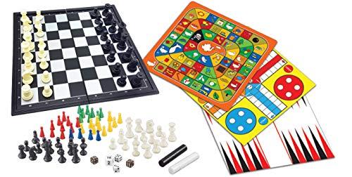 Imagen de Juegos de Ajedrez Lexibook por menos de 20 euros.