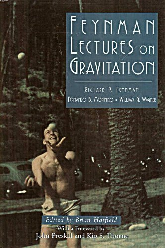 Feynman Lectures On Gravitation (Frontiers in Physics) by Richard P. Feynman (1995-08-13)