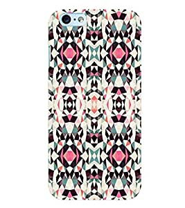 Citydreamz Creative Modern Art Abstract Hard Polycarbonate Designer Back Case Cover For Gionee S6