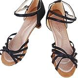 Footful 1 Paire Semelles Coussinets en Gel Silicone Transparent avec Support de Voûte et Avant-pied