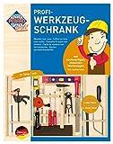 Pebaro Profi Werkzeugschrank für Kinder echtes Werkzeug