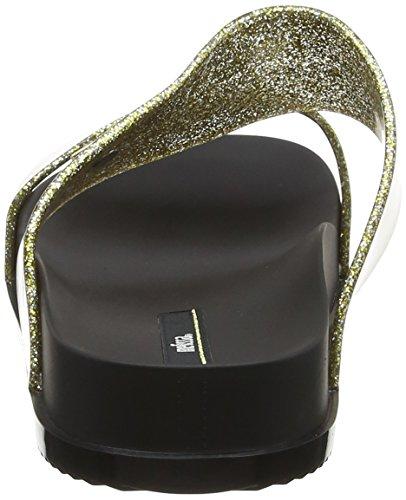 Melissa Cosmic 19, Scarpe col tacco Donna Gold (Gold Glitter)