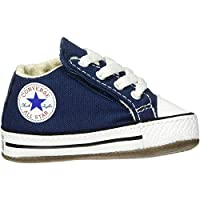 Converse Unisex Babies Chuck Taylor All Star Cribster Hi-Top Trainers