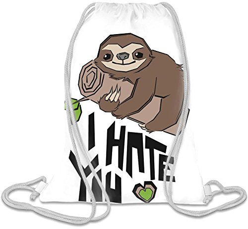 Hater Sloth Sacca con cordoncino