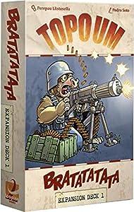 Looping Games Topoum-Expansión Bratatatata, Multicolor (003BRA01)