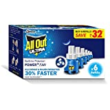 #4: All Out Ultra Clear Refill Saver (270ml, Pack of 6)