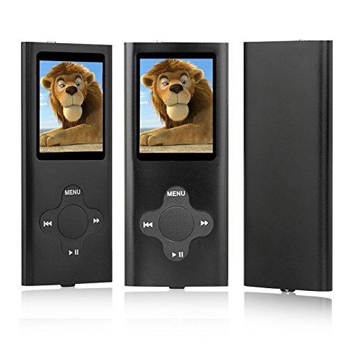 �GB 4. Generation MP3Musik Media Player Radio Video FM 1,8 ()