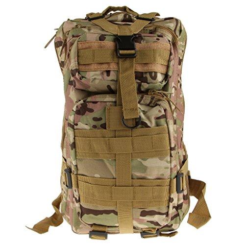 Imagen de bolsa de senderismo al aire libre táctica militar  de senderismo acampar 30l  cp