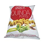 #7: The Green Snack Co Quinoa Puffs - Zesty Kale, 50g Pouch