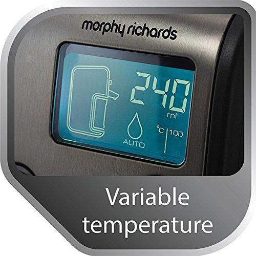 131000 Redefine Hot Water Dispenser, Black