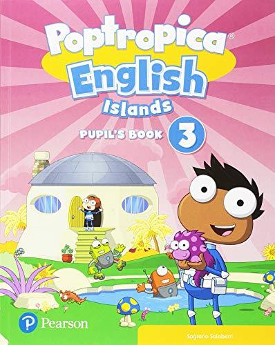 Poptropica English Islands Level 3 Pupil's Book and Online World Access por Susannah Malpas