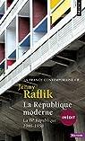 La République moderne - La IVe République par Raflik