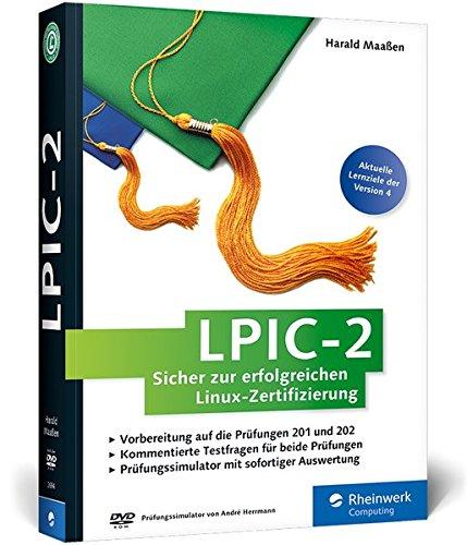 LPIC-2: Sicher zur erfolgreichen Linux-Zertifizierung (Galileo Computing)