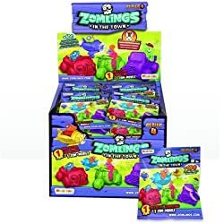 Zomlings Series 4 Zom Mobile (Pack of 24) by Zomlings Series 4