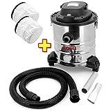 Aschesauger 800 W RAS800/20/2 20 Liter + Ersatzfilter Typ 112010015/212010020