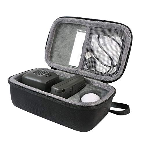 co2CREA Hard Travel Case for Boxer Interactive AI Robot Toy (Only case sold) (Black)