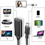 ShiningLove NEWUSB Type C to HDMI Adapter USB 3.1 (USB-C) to HDMI Adapter Male to Female Converter for 2016/Huawei Matebook/Smasung S8