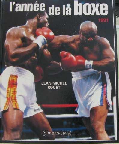 L'Année de la boxe 1991, numéro 1