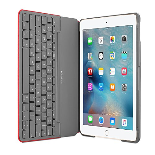 Funda teclado Canvas Logitech iPad Air 2