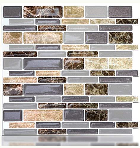 STICKGOO Panel azulejos antisalpicaduras