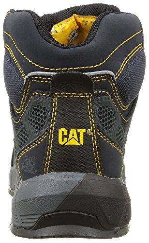 Caterpillar - Streamline Mid Ct S1P Hro Src - Bottes de Sécurité - Homme Gris (Midnight)