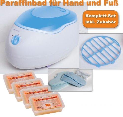 Paraffinbad für Hand und Fuss (komplett)