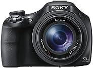 Sony DSC-HX400V aparat cyfrowy (20,4 megapikseli, 50-krotny zoom, 7,5 cm (3 cali), WiFi/NFC) czarny