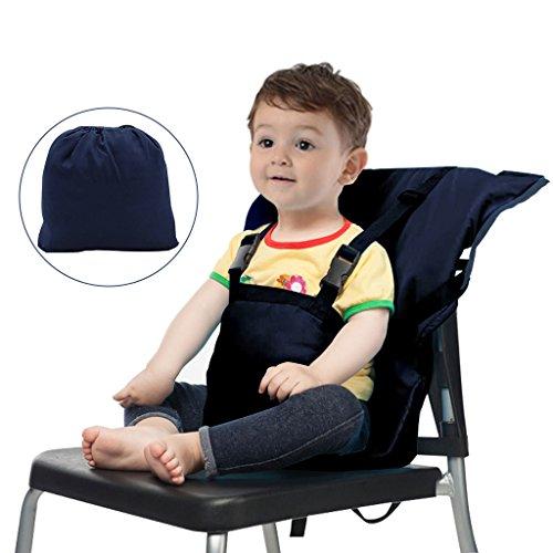 Vine Baby Portable Hochstuhl Reise Sitzbezug Kleinkind Sicherheit Hochstuhl Säugling Sack Gürtel (Portable Hochstuhl Sitzerhöhung)
