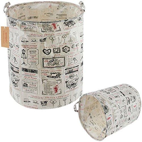 sale-laundry-storage-basket-bin-with-handles-witery-foldable-large-stylish-natural-premium-cotton-li