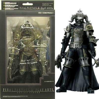 Final Fantasy XII Play Arts Judge Master Grabanth Action Figure by Kotobukiya