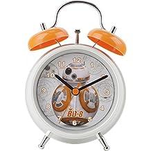 Despertador clásico con esfera de BB-8