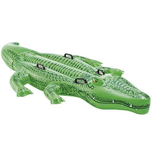Intex aufblasbarer Alligator Groß für Kinder - 58562