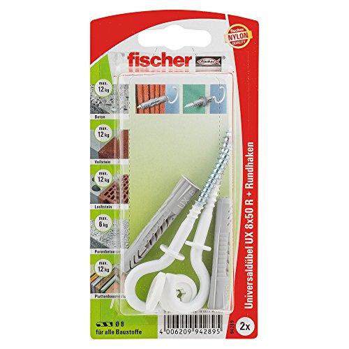 Fischer 94289 - Duebel m/f i sb ganci ux 8x50 rango