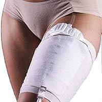 E&E - Soporte para piernas con diseño de orina (1 unidad, 4 tamaños diferentes)