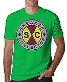 Shut Up Sneaker Collector Herren T-Shirt Medium