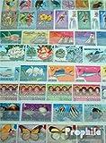 Caraibi Isole 50 diversi Francobolli speciali (Francobolli ) - Prophila Collection - amazon.it