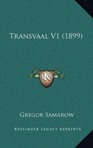 Transvaal V1 (1899)