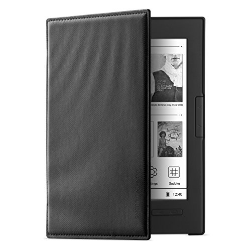 Energy Sistem - Funda de viaje para eReader Slim HD/Screenlight HD, color negro