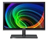 Samsung S27A650D Monitor LED Widescreen LED (DVI, VGA, tempo di risposta 8MS) nero